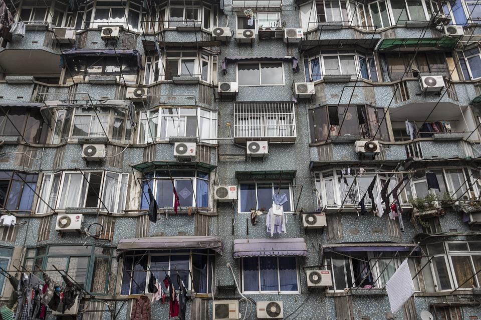 Klimatizovaná budova