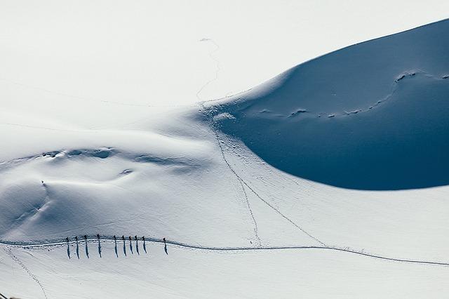 horolezecká výprava