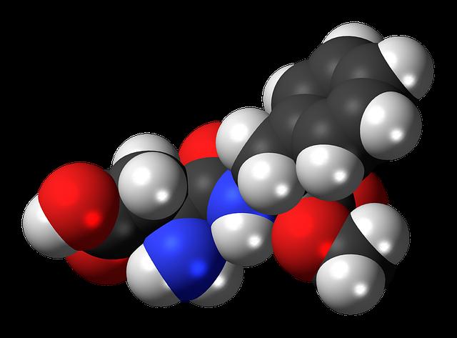 molekula sladidla