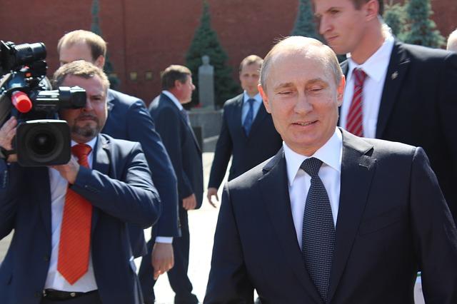 prezident Putin