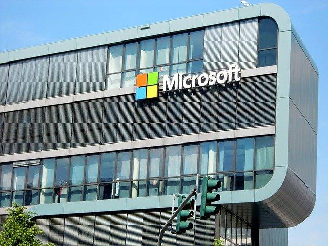 budova Microsoftu