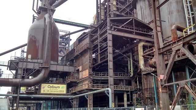 ostravská továrna