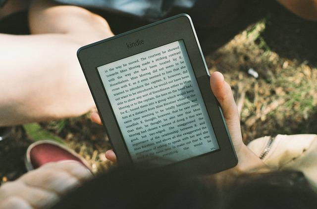 moderní čtení knih