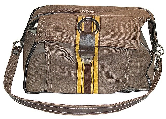 béžová kabelka