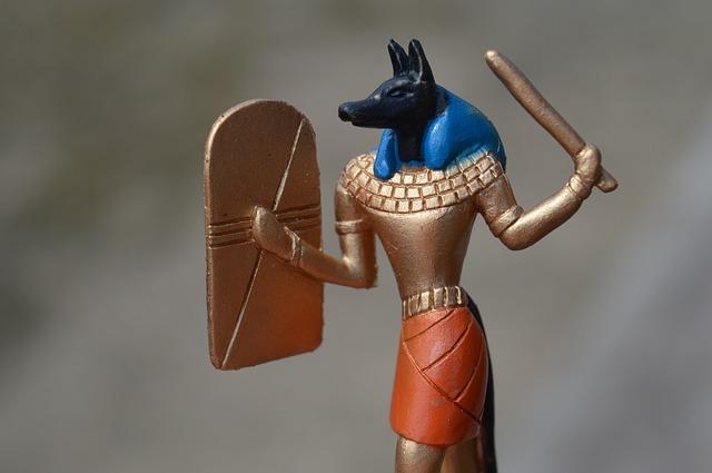 egyptský bůh