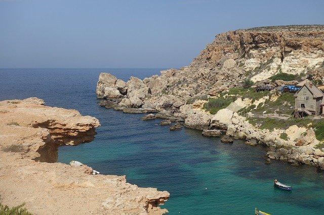 pobřeží Malty