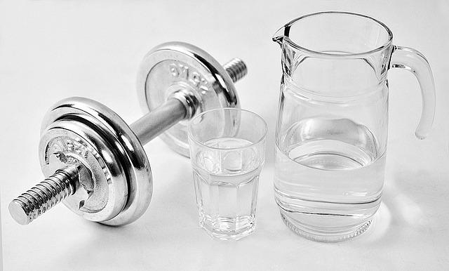 Činky a voda z kohoutku.jpg