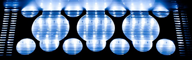 moderní světelná technologie